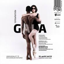 LA DOLCE VITA Ballet by Giorgio Madia, world premiere 30. April 2014